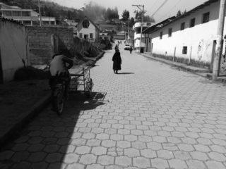 La quarantena nelle comunità rurali dell'Ecuador
