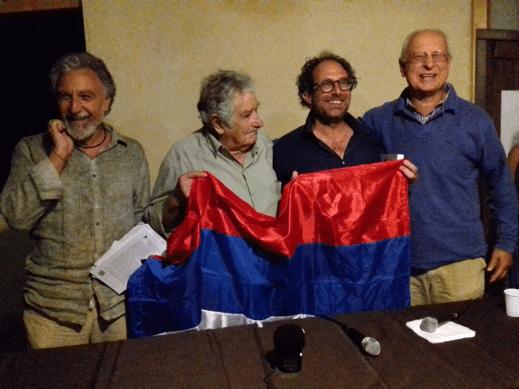 Bisogna essere capaci di sognare. Pepe Mujica, il Presidente umile