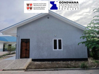 È stata inaugurata la nuova palestra nel centro Kila Siku a Dar Es Salaam