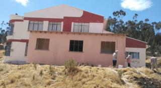 Inaugurata la nuova panetteria del CEP di Huatajata!
