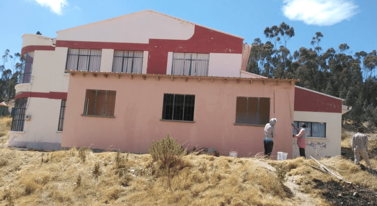 Un pane per la comunità – Supporto all'imprenditorialità femminile e alla sicurezza alimentare nel comune di Huatajata, Bolivia